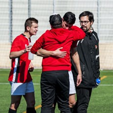 Juvenil 'A' 4 - 2 CD Moscardó.